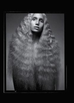 © Mark van Westerop & Balmainhair HAIR COLLECTION