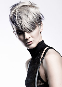 © Paul Stafford and Amy Cartwright HAIR COLLECTION