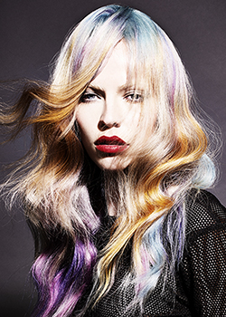 © Jamie Stevens Using Matrix HAIR COLLECTION