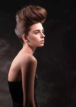© Christine Margossian / Le Salon MC Genève HAIR COLLECTION