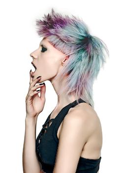 © Crazy Color HAIR COLLECTION