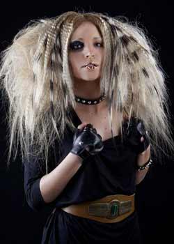 © BETISA ORUE UGARTE HAIR COLLECTION