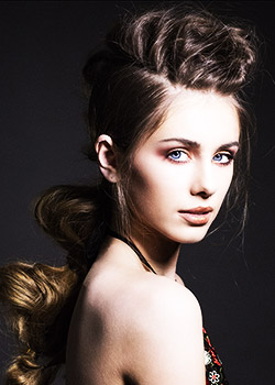 © Hooker & Young Art Team HAIR COLLECTION