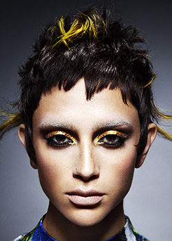 © Sophie Chandler & Michael Rackett - Rush HAIR COLLECTION