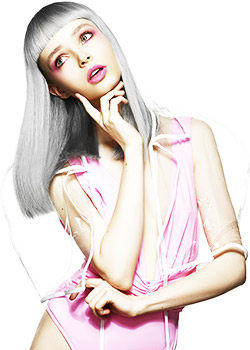 © Michelle Griffin HAIR COLLECTION