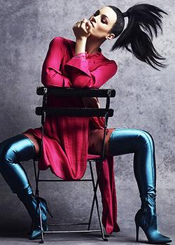 © Kerry Mather - KJM Salons HAIR COLLECTION