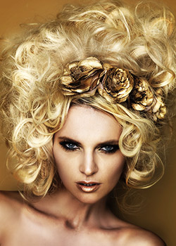 © Inanch Emir and Anne Veck - Inanch London HAIR COLLECTION