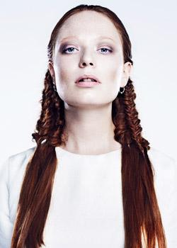 © IdHAIR International Art Team HAIR COLLECTION