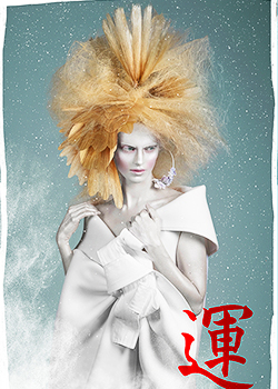 © Ziorta Zarauza - Centro Beta HAIR COLLECTION