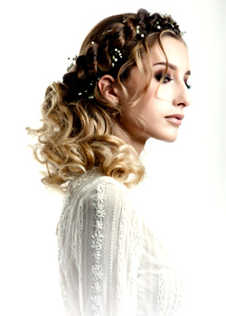 © Luciana Sabariz and Norma Mejia - SABARIZ Hairtists HAIR COLLECTION