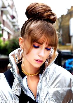 © Fabia Bruce, Chloe Hunter, Hannah McGrath, Misha McLean, Joe Maughan, Keely Passmore - Young Artistic Team HAIR COLLECTION