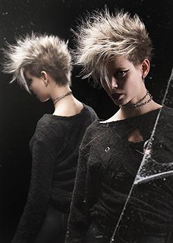 © Ssndor Szel Sasa - Figaro Coiffure HAIR COLLECTION