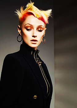 © Justin Pace - Papas & Pace Artistic Team HAIR COLLECTION