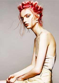 © Bad Apple Hair Art Team – Steph Peckmore HAIR COLLECTION