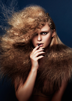 © Sophie Chandler HAIR COLLECTION