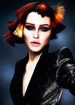 © Mark Leeson Art Team HAIR COLLECTION