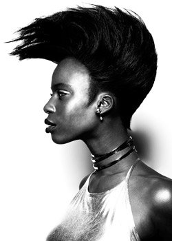 © Anthony Grant - Jamie Stevens HAIR COLLECTION