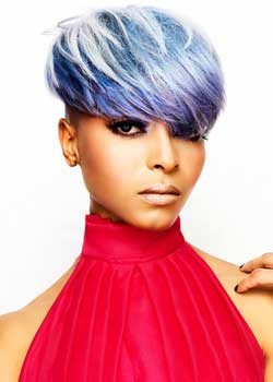 © ANTHONY GRANT FROM JAMIE STEVENS HAIR COLLECTION