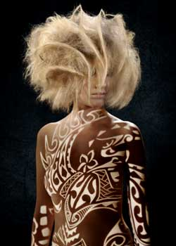 © Heads Salons & Academy Israel HAIR COLLECTION