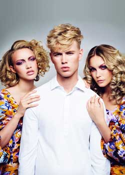 © Tristan Eves - Tristan Eves HAIR COLLECTION