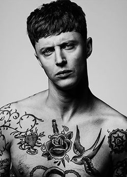 © Murray McRae at Stag HAIR COLLECTION
