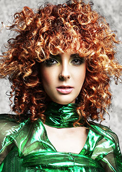 © VICTOR ALONSO HAIR COUTURE HAIR COLLECTION