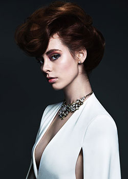 © Mayte Garrote HAIR COLLECTION