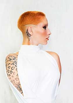 © Noel Halligan for Noco Hair, Bristol HAIR COLLECTION