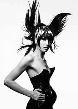 © Amy gaudie HAIR COLLECTION
