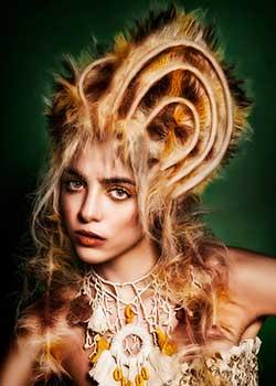 © JOSE SIERO - SILE PELUQUEROS KUMENHAIR X-PRESION HAIR COLLECTION