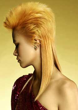 © Hair - Rainbow Room International Artistic Team HAIR COLLECTION