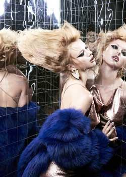 © Royals Hair Artistic Team - Mary Alamine, Travis Bandiera, Elie Kashi, Emma Goettwald HAIR COLLECTION