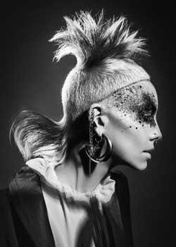 © Sara Piera - Salones Carlos Valiente  HAIR COLLECTION