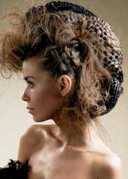 © LUIGI NERI - PIERLUIGI FABBRI - SIMONE PEDERIVA - ELISA SALEMME HAIR COLLECTION