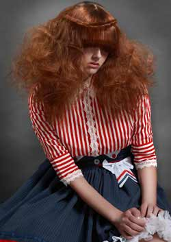 © CLUB FIGARO HAIR COLLECTION