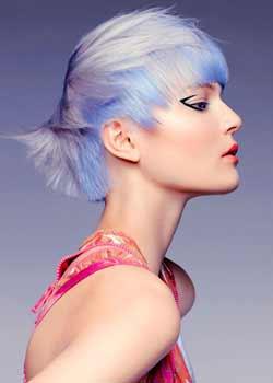 © COS SAKKAS  AND FRANCESCO FONTANA - TONI&GUY HAIR COLLECTION