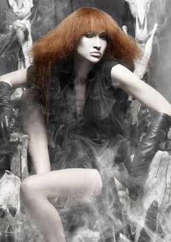 © ESTI CARTON BY HARINGTONS HAIRDRESSING HAIR COLLECTION