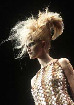 © CHRISTOPHE GAILLET HAIR COLLECTION