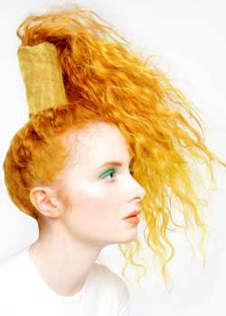 © GEORGE SQUARE - RAINBOW ROOM INTERNATIONAL HAIR COLLECTION