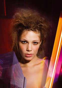 © INTERCOIFFURE MONDIAL ARTISTIC TEAM HAIR COLLECTION