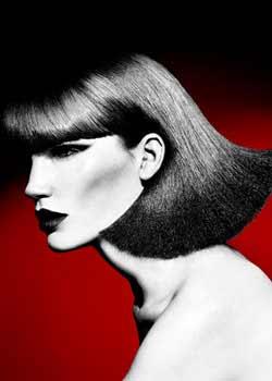 © LISA MUSCAT - É-SALON HAIR COLLECTION