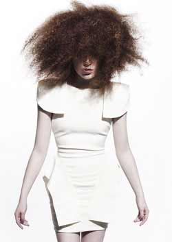 © MELANIE GILES HAIR COLLECTION