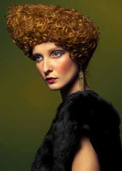 © TRACEY GALLAGHER - ANDREW BARTON HAIR COLLECTION